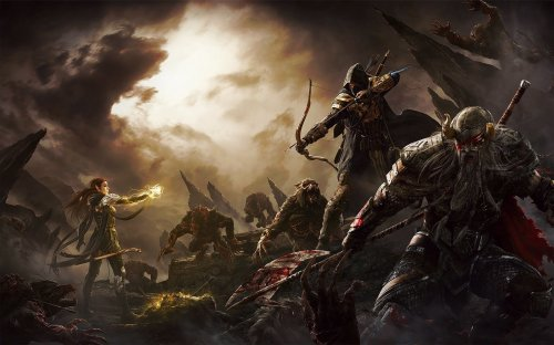 The Elder Crolls Online