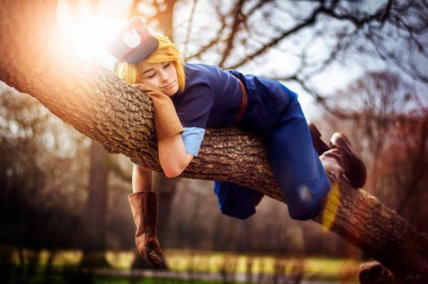 Lux Cosplay ^^ encore et toujours, je l'adore cette cosplayeuse bordel !