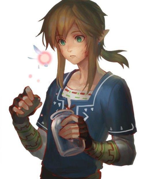 Théorie - Zelda morte ? (Zelda Breath of the Wild)