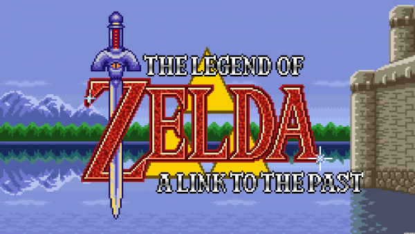 The Legend of Zelda A Link to the Past//Zelda III