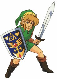 The Adventure of Link//Zelda II