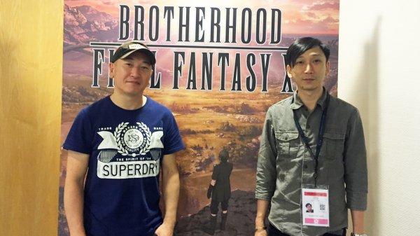 Final Fantasy XV : Interview de Akio Ofuji et Takeshi Nozue