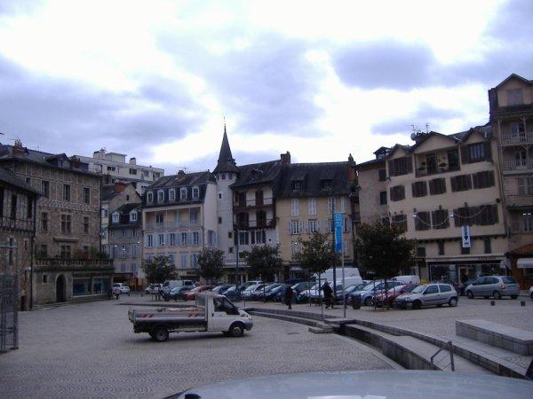 Place de la cathédrale (Tulle)