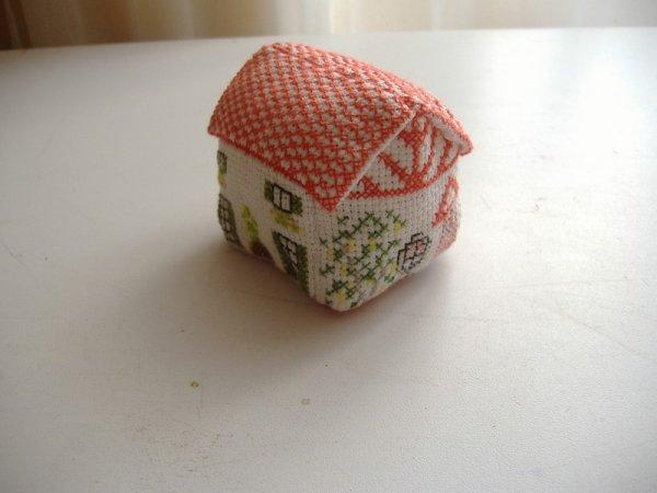 Petite maison 3D (réalisée sans grille)