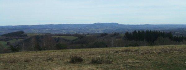 """Dimanche de """"printemps"""" au Mont-Gargan"""
