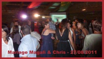 Mariage Magali & Chris