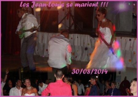 Les Jean-Louis se marient !