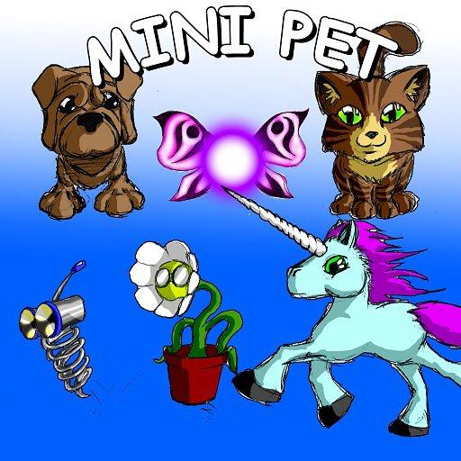 Aperçu des Minis Pets