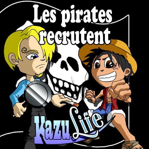 Les Pirates Recrutent