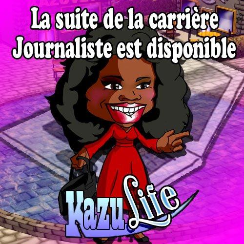 Suite de la quête Journaliste People