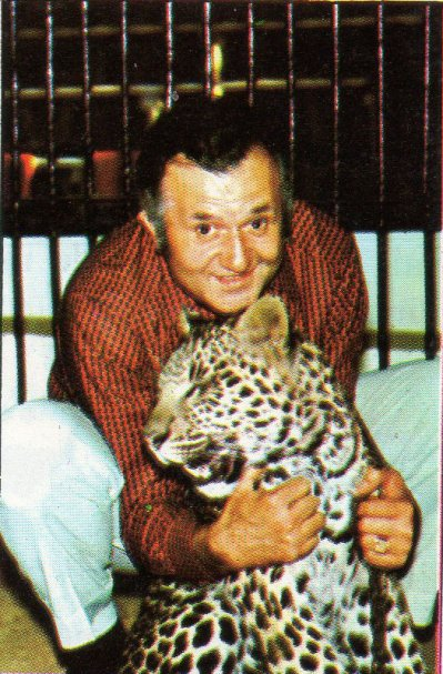 Jean Richard un Grand du cirque!!!
