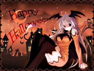 Concours de halloween