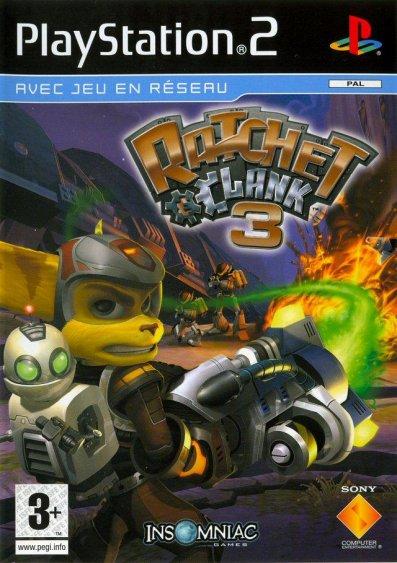 Astuce du jeux Ratchet et Clank 3(pour se qui on le jeux)