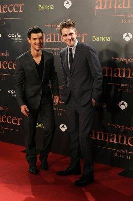 Rob et Taylor