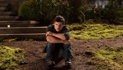 Quelques moments du film Breaking Dawn