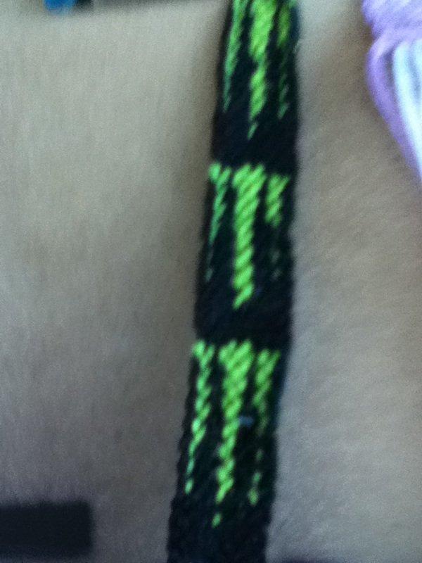 Bracelet monster energy