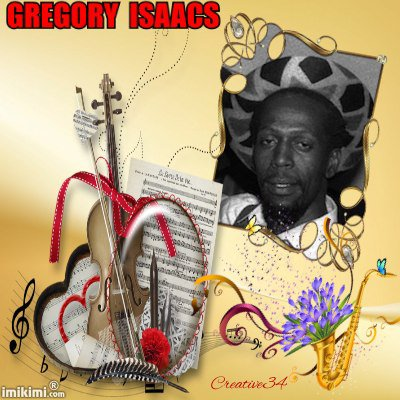 GREGORY ISAACS & THE CONCORDS