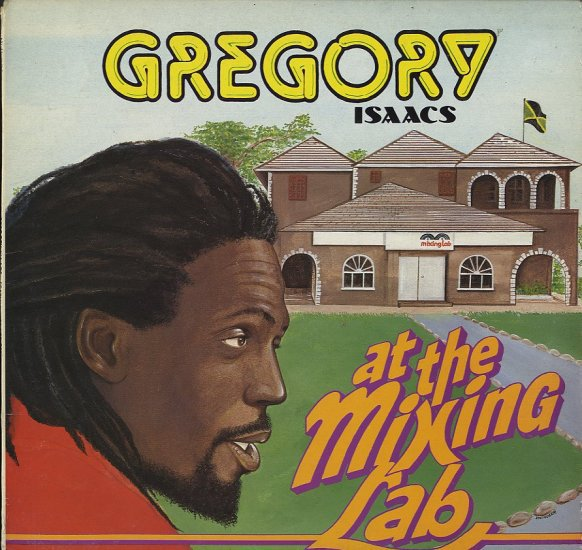 "GREGORY ISAACS - ""Enough is enough"" / ""Can't give you my love alone"" (1988)"