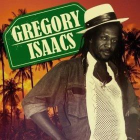 """GREGORY ISAACS - """"Bang belly"""" (1986)"""