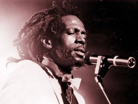 "GREGORY ISAACS - ""Lonely man"" (1984)"