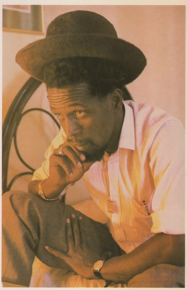 "GREGORY ISAACS - ""Happy anniversary"" (Version originale - 1979)"