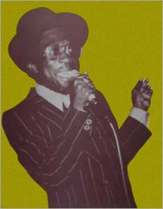 """GREGORY ISAACS / TRINITY - """"Chunnie you are the Number One"""" (a.k.a. """"My Number One"""") (1977)"""