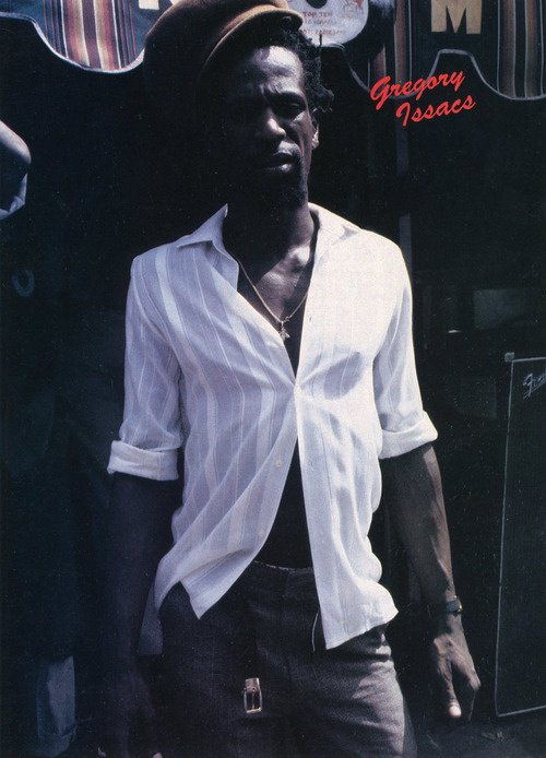 """GREGORY ISAACS - """"Bend down low"""" (1975)"""