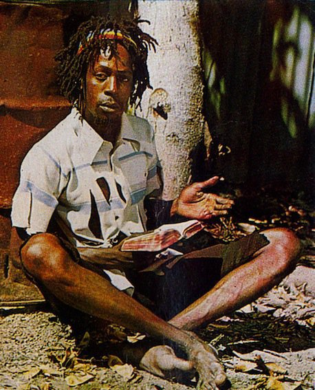 "GREGORY ISAACS - ""Dreadlocks love affair"" / ""Dreadlocks dub"" (1975)"