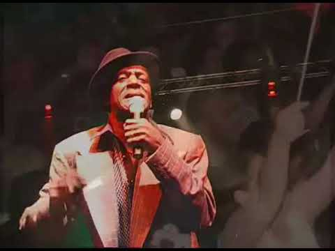 GREGORY ISAACS - LIVE IN JAMAICA