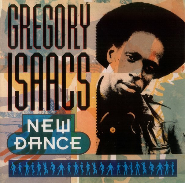 "GREGORY ISAACS - ""NEW DANCE"" (2003)"