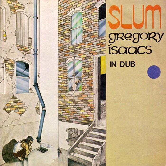 """GREGORY ISAACS - """"SLUM IN DUB"""" (1978)"""