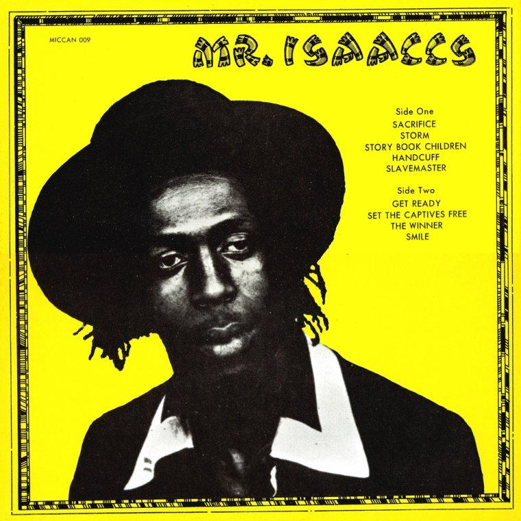 "GREGORY ISAACS - ""MR ISAACS"" (1977)"