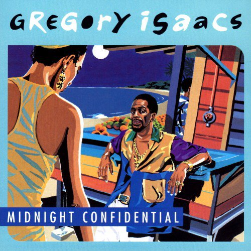 "GREGORY ISAACS - ""MIDNIGHT CONFIDENTIAL"" (1994)"