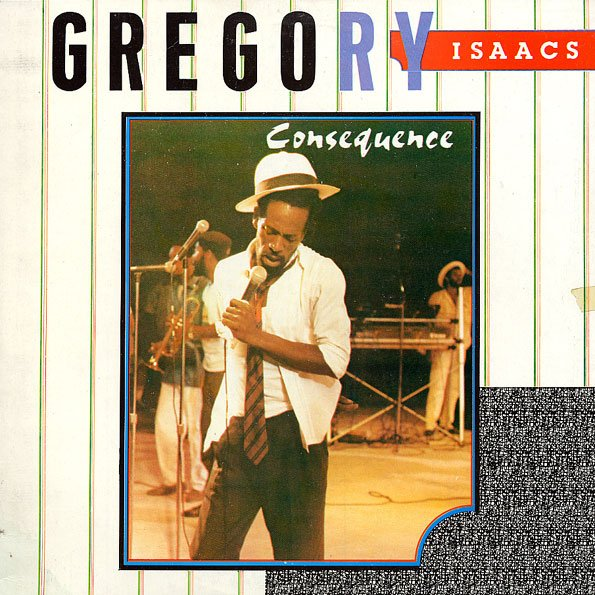 """GREGORY ISAACS - """"SOLITARY CONFINEMENT"""" (2001)"""