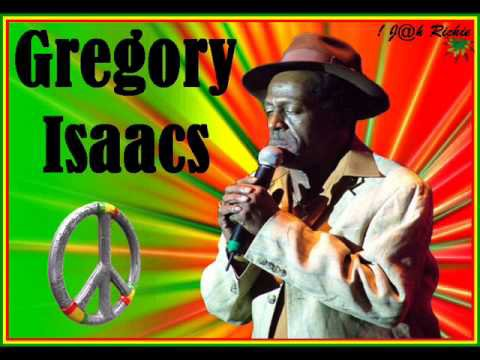 "GREGORY ISAACS - ""THE BEST OF REGGAE LIVE"" (2001)"