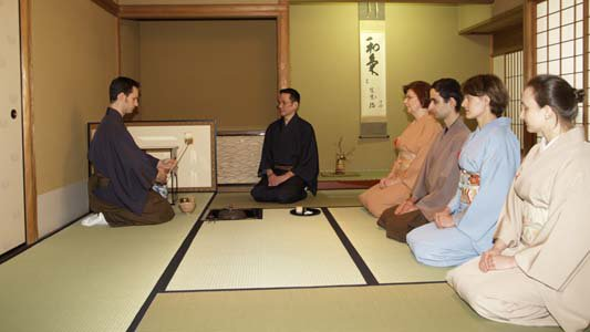 CHANOYU CEREMONIE DU THE