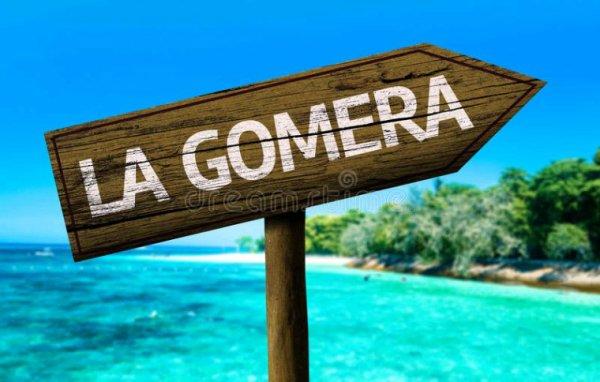 ILE CANARIES LAS GOMERA