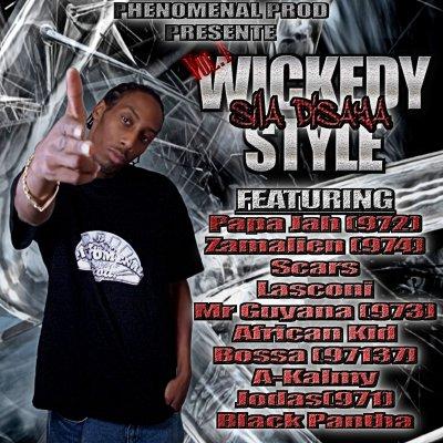 Sila Disaya - Wickedy Style vol.1 disponible en téléchargement gratuit !!!