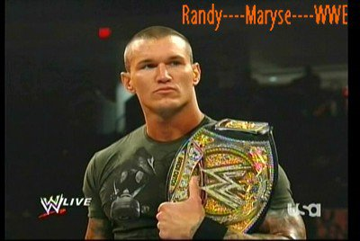Blog de Randy----Maryse----WWE