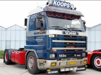 SCANIA WOLTER KOOPS.