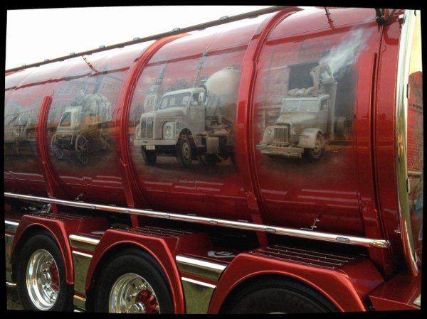 Suite Scania History.