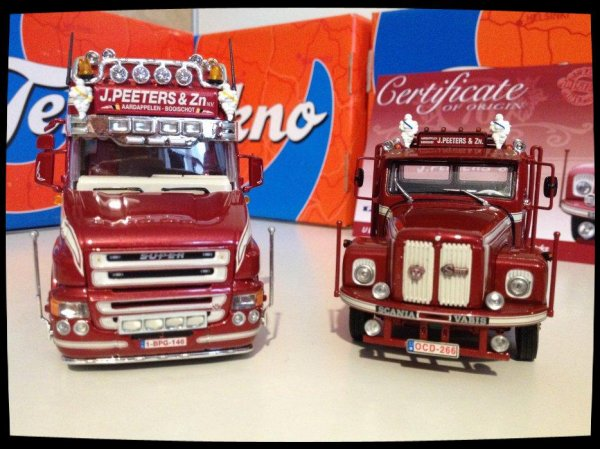 Suite et fin Scania Peeters.