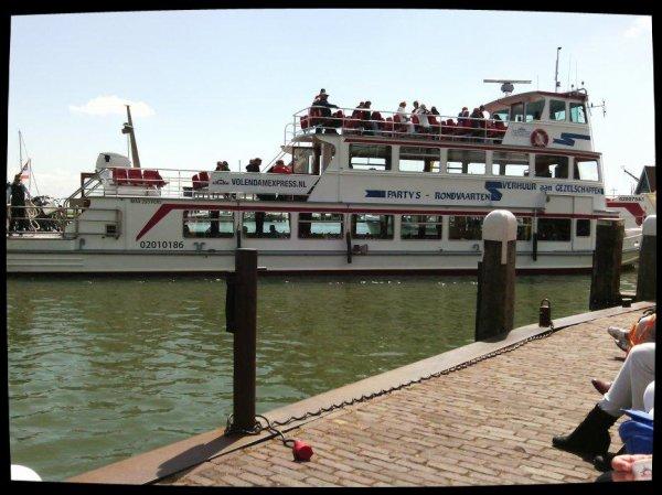 suite et fin visite Volendam.