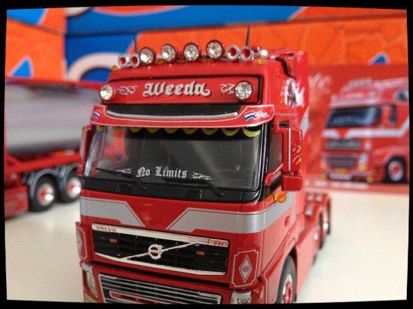Suite, Volvo FH 500 WEEDA.