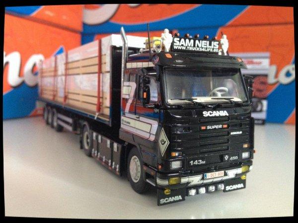 Suite et fin du Scania Sam Nélis.
