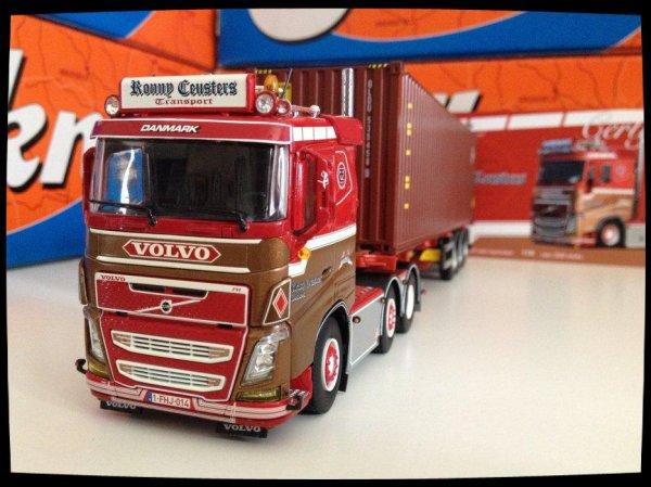 Suite et fin, Volvo Ronny Ceusters.