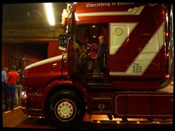 Suite et fin Truckshow J.Peeters & Zn.