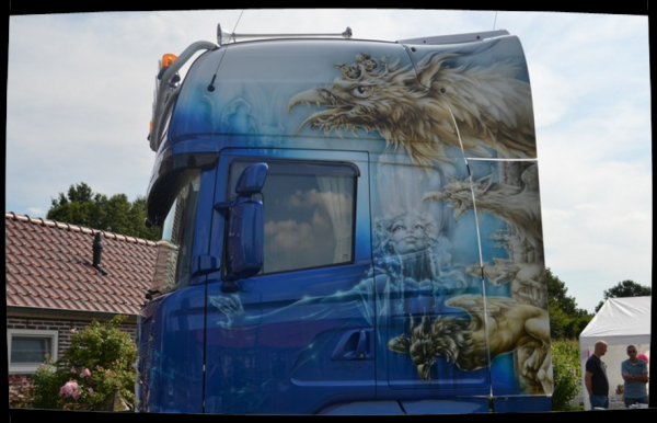 Suite Scania Wilbert Kuipers.