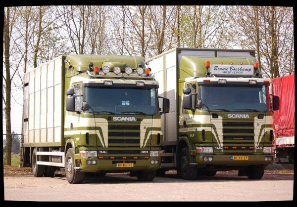 Suite et fin, Scania B.Boerkamp !!