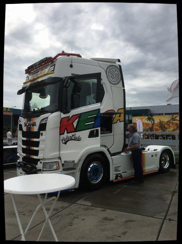 Scania Série S/R.